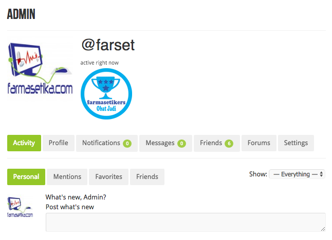 farset badge